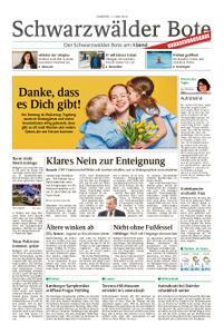 Schwarzwälder Bote Hechingen - 11. Mai 2019