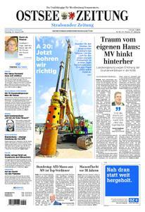 Ostsee Zeitung Stralsund - 20. August 2019