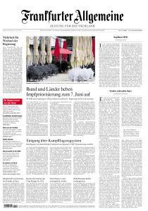 Frankfurter Allgemeine Zeitung - 18 Mai 2021