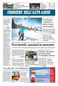 Corriere dell'Alto Adige – 20 aprile 2019