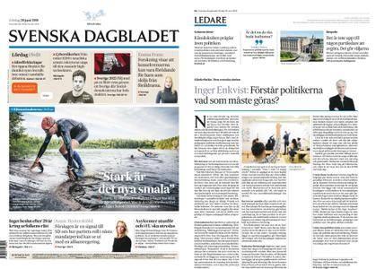 Svenska Dagbladet – 30 juni 2018