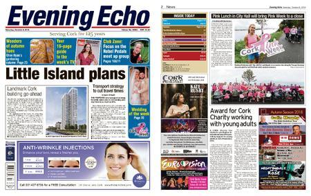 Evening Echo – October 06, 2018