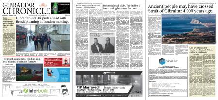 Gibraltar Chronicle – 25 January 2019
