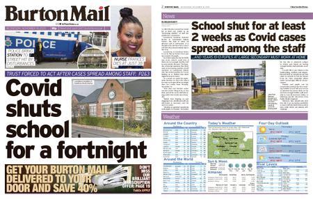 Burton Mail – November 18, 2020