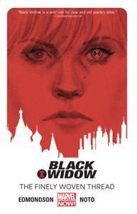 Black Widow v01The Finely Woven Thread 2014 Digital