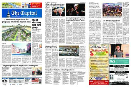The Capital – December 20, 2017