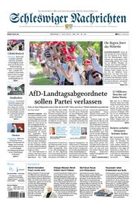 Schleswiger Nachrichten - 01. Juli 2019