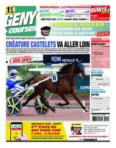 Geny Courses - 24 avril 2018