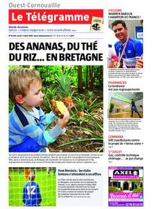 Le Télégramme Ouest Cornouaille – 01 juillet 2019