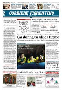 Corriere Fiorentino La Toscana – 19 dicembre 2019