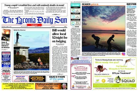 The Laconia Daily Sun – April 02, 2019
