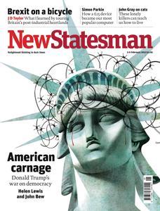 New Statesman - 3 - 9 February 2017