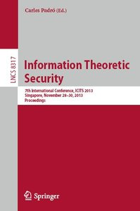 Information Theoretic Security [Repost]