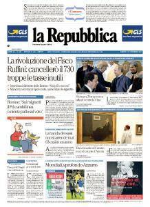 la Repubblica - 11 Novembre 2017