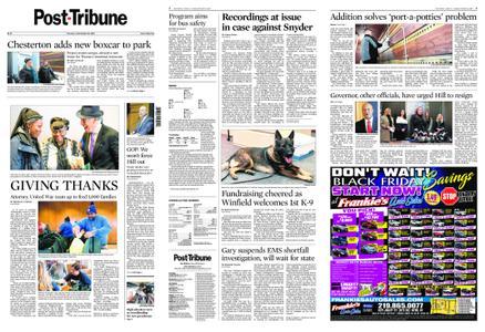 Post-Tribune – November 20, 2018