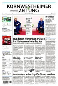 Kornwestheimer Zeitung - 06. Juni 2019