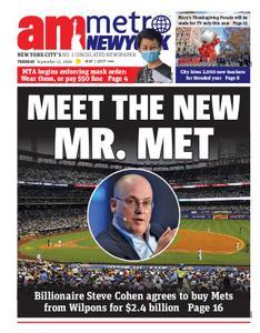 AM New York - September 15, 2020