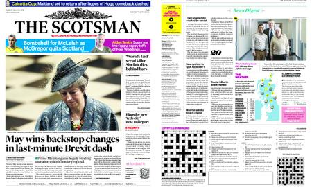 The Scotsman – March 12, 2019