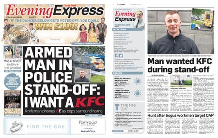 Evening Express – November 29, 2019
