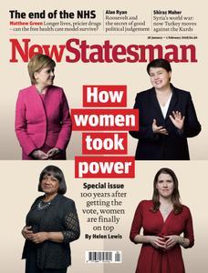 New Statesman - 26 January - 1 February 2018