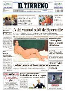 Il Tirreno Livorno - 16 Maggio 2018