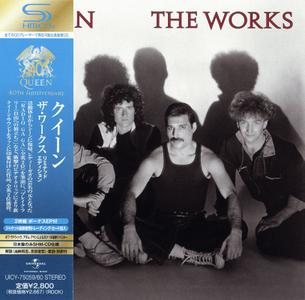 Queen - The Works (1984) [2CD, 40th Anniversary Edition]