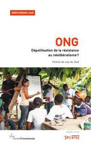 """Collectif, """"ONG : Dépolitisation de la résistance au néolibéralisme ?"""""""