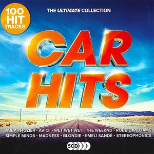 VA - Car Hits The Ultimate Collection (5CD, 2019)