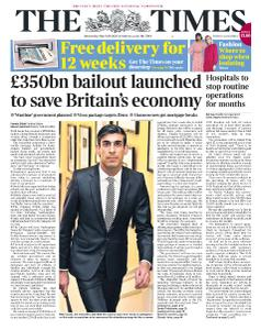 The Times - 18 March 2020