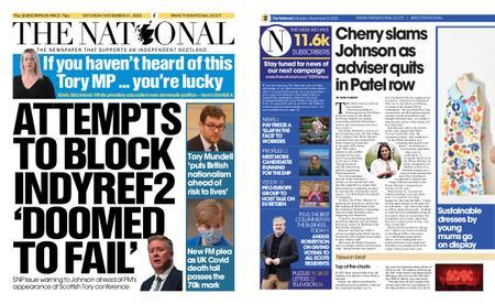 The National (Scotland) – November 21, 2020