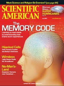 Scientific American July 2007