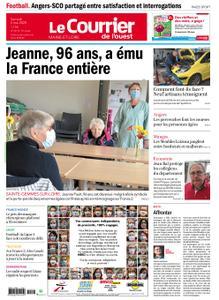 Le Courrier de l'Ouest Angers – 02 mai 2020
