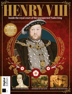 All About History: Book of Henry VIII – August 2019