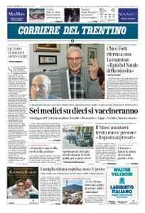 Corriere del Trentino – 24 dicembre 2020
