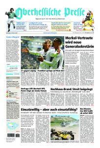 Oberhessische Presse Marburg/Ostkreis - 20. Februar 2018
