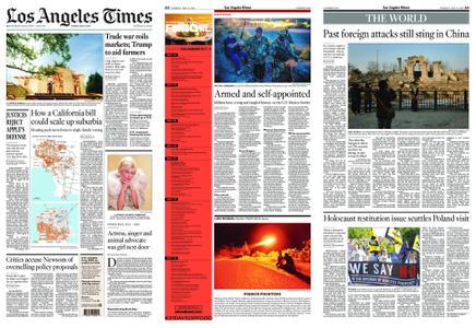 Los Angeles Times – May 14, 2019