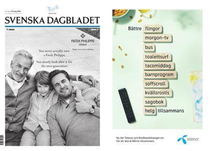 Svenska Dagbladet – 18 maj 2018