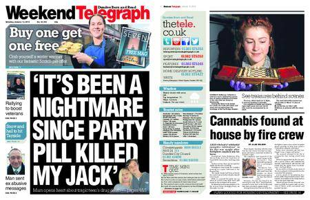 Evening Telegraph First Edition – January 13, 2018