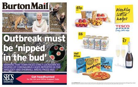 Burton Mail – July 17, 2020