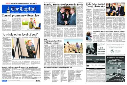The Capital – October 23, 2019