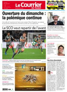 Le Courrier de l'Ouest Nord Anjou – 24 août 2019