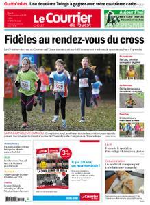 Le Courrier de l'Ouest Cholet – 12 novembre 2019