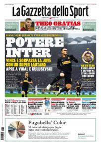 La Gazzetta dello Sport Roma – 02 dicembre 2019