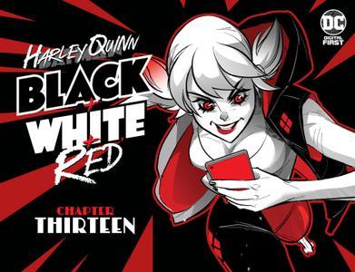 Harley Quinn Black + White + Red 013 2020 digital Son of Ultron