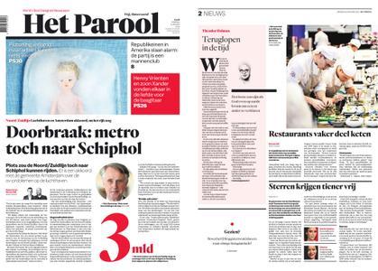 Het Parool – 08 januari 2019