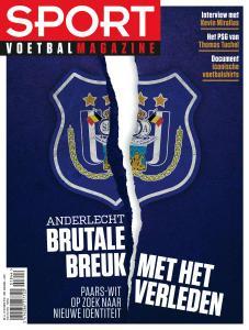 Sport Voetbal Magazine - 31 Oktober 2018
