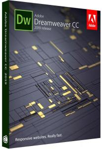 Adobe Dreamweaver CC 2019 v19.2.1.11281 (x64) Multilingual