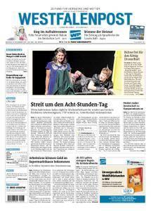 Westfalenpost Wetter - 13. November 2017