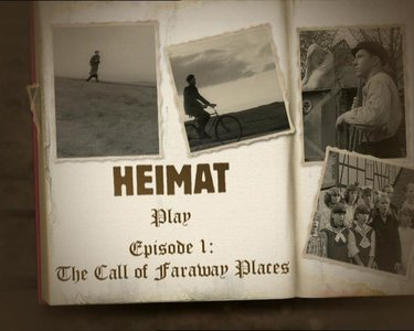 Heimat – Eine deutsche Chronik / Heimat: A Chronicle of Germany (1984) [ReUp]