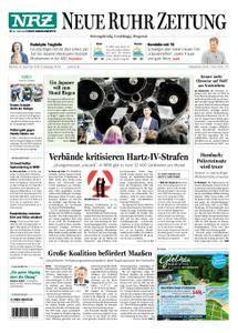 NRZ Neue Ruhr Zeitung Essen-Postausgabe - 19. September 2018